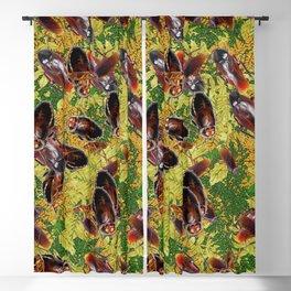 Cockroaches Blackout Curtain
