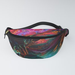 Meteor Impact Fanny Pack