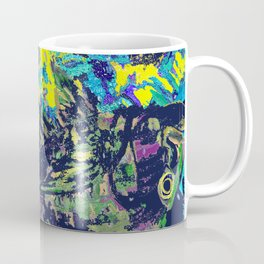 Scaling Fish Coffee Mug
