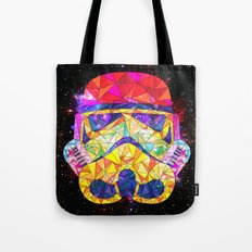 SpaceStorm Tote Bag