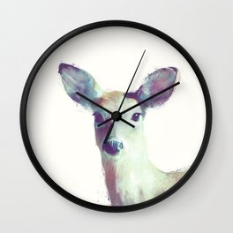 Whitetail No. 1 Wall Clock