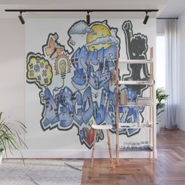 Self Discovery Wall Mural