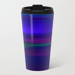 Seascape At Night Travel Mug