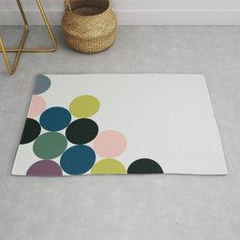 cluster    chill Rug