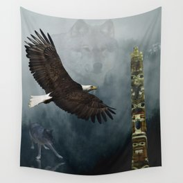 Sacred Places Wall Tapestry