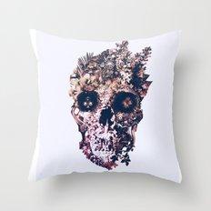 Metamorphosis Light Throw Pillow