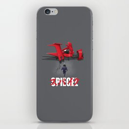 Spiegel iPhone Skin