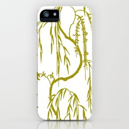 Japanese Tree 2 iPhone Case