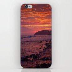 The Heat of the Night iPhone Skin