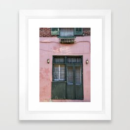 Six Hundred an Eleven Framed Art Print