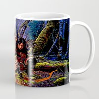 archer Mugs featuring The Archer by OverseerN