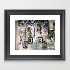 'nam Framed Art Print