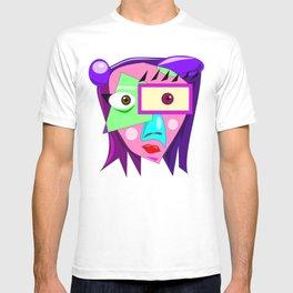 La Girl III T-shirt