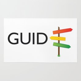 GUIDE Rug