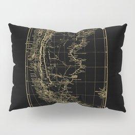 Patagonia - Black and Gold Pillow Sham