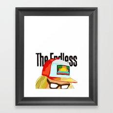 The Endless ONE Framed Art Print