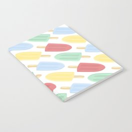Popsicle Notebook