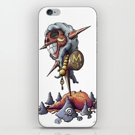 Define the Great Line iPhone Skin