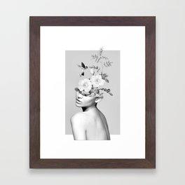 Floral beauty 2 Framed Art Print