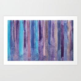 Abstract No. 380 Art Print