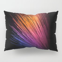 live color xiaomi lines stock background abstraction Pillow Sham