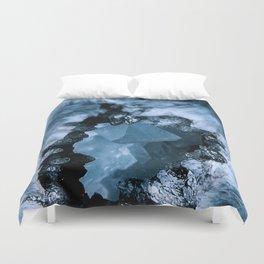 Crystal Blue Fantasy Duvet Cover