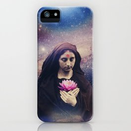 The Mother of the Universe iPhone Case