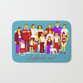 LA FAMILIA REAL Bath Mat