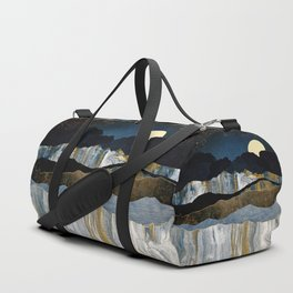 Painted Mountains Duffle Bag