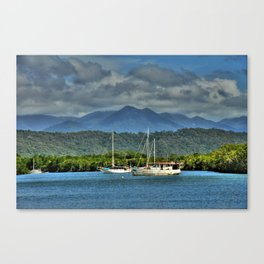 Port Douglas Canvas Print