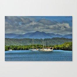 Port Douglas Canvas Print