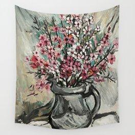 """Australian Ti Tree"" by Margaret Preston Wall Tapestry"