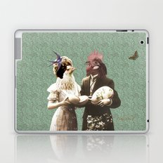 Mr & Ms Chick Laptop & iPad Skin