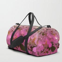 Walking across a dream meadow Duffle Bag