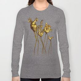 Dali Chocobos Long Sleeve T-shirt