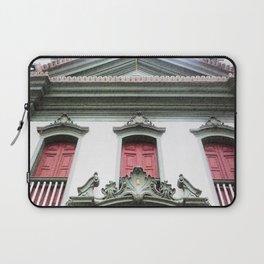 Frontispiece Laptop Sleeve