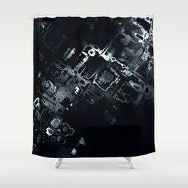 nightnet 0a Shower Curtain