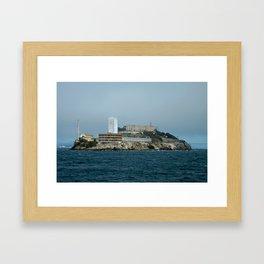 Alcatraz Framed Art Print