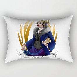 Steampunk Occupation Series: Occultist Rectangular Pillow