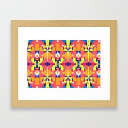 Mozaika3 Framed Art Print