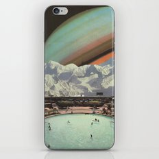 Saturn Spa iPhone Skin