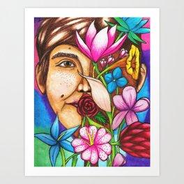 Personal Growth Art Print