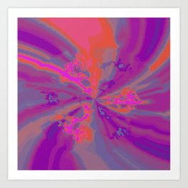 Psychedelica Chroma XXIII Art Print