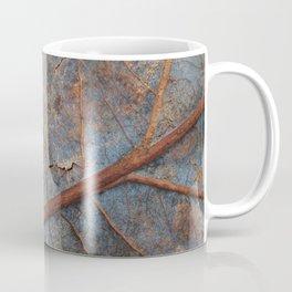 Fallen Leaf Colors Coffee Mug