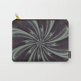 Out of the Darkness Fractal Bloom Carry-All Pouch
