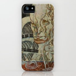 Breadcrumbs: Fisherman and His Wife iPhone Case