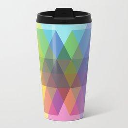 Fig. 040 Hexagon Shapes Travel Mug