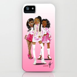 Pinque iPhone Case