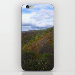 Fall in Shenandoah National Park iPhone Skin
