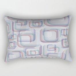 Abstract 202 Rectangular Pillow